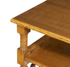 A Matched Pair of Oak Side Tables Attributed to Liberty s - 1047302