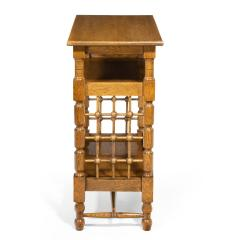 A Matched Pair of Oak Side Tables Attributed to Liberty s - 1047303