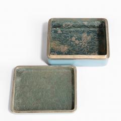 A Meiji period cloisonn box - 744932