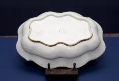 A Miessen Porcelain Shaped Basin - 77061