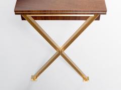 A Modernist Single Drawer Desk by Iliad Design - 453903