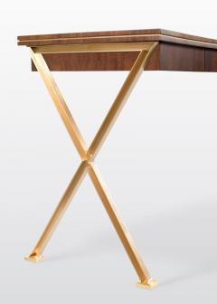 A Modernist Single Drawer Desk by Iliad Design - 453905