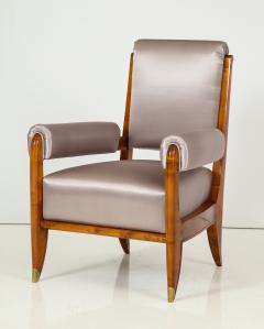 A Modernist armchair designed by Maurice Jallot - 785506