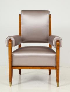 A Modernist armchair designed by Maurice Jallot - 785507