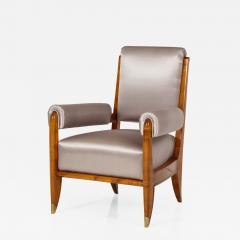 A Modernist armchair designed by Maurice Jallot - 788199