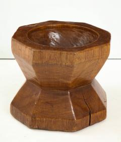 A Molave wood mortar 19th Century - 1287249