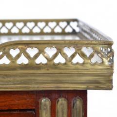 A Napoleon III Mahogany Bureau A Cylindre 19th C France - 167794