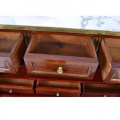 A Napoleon III Mahogany Bureau A Cylindre 19th C France - 167795