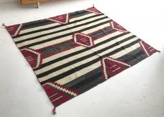 A Navajo Chief Blanket Third Phase - 845728
