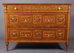 A Neoclassical Chest Italian ca 1790 - 149600