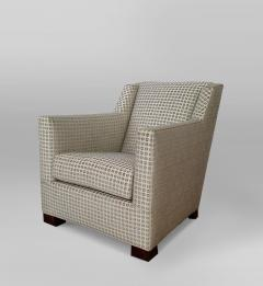 A Pair of Art Deco Club Chairs by Dim - 454007