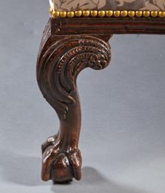 A Pair of Chippendale Gainsborough Chairs - 554422