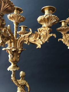 A Pair of Classical Candelabra - 1230245