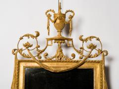 A Pair of George III Giltwood Gilt Composition Pier Mirrors - 1071224
