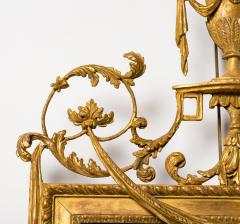 A Pair of George III Giltwood Gilt Composition Pier Mirrors - 1071225