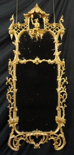 A Pair of Giltwood Pier Mirrors - 796833