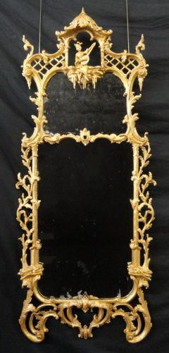 A Pair of Giltwood Pier Mirrors - 796834