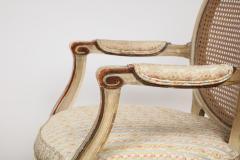 A Pair of Louis XVI Arm Chairs - 1164922