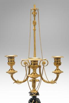 A Pair of Louis XVI Candelabra - 995276