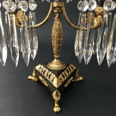 A Pair of Regency Candelabra - 1334261