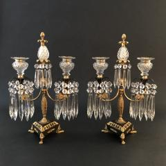 A Pair of Regency Candelabra - 1334262
