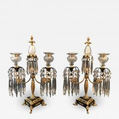 A Pair of Regency Candelabra - 1334869