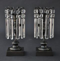 A Pair of Regency Candlesticks - 989394