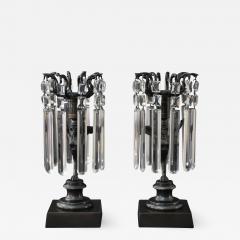 A Pair of Regency Candlesticks - 990932