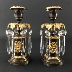 A Pair of Regency Candlesticks - 1145061