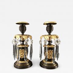 A Pair of Regency Candlesticks - 1146518