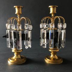 A Pair of Regency Candlesticks - 1218227