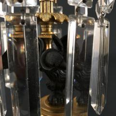 A Pair of Regency Candlesticks - 1218228