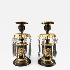 A Pair of Regency Candlesticks - 1334870