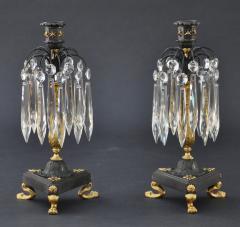 A Pair of Regency Candlesticks - 1334281