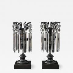 A Pair of Regency Candlesticks - 1334873