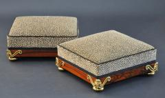 A Pair of Regency Footstools - 515361
