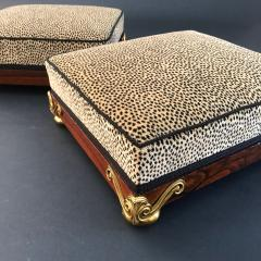 A Pair of Regency Footstools - 515362