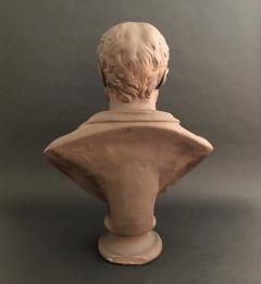 A Plaster Bust of Michelangelo - 2108055