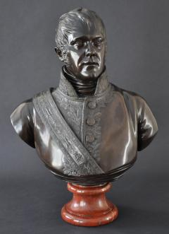 A Portrait Bust of Marshall Michel Ney - 555986