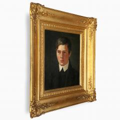 A Portrait of a Young Man Danish School Late 19th Century - 719532