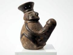 A Pre Columbian Erotic Pottery from the Chimu Culture - 801227