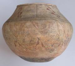 A Rare American Indian Zuni Pueblo Earthenware Pot - 485081
