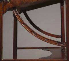 A Rare Early George III Mahogany Double Ratcheted Reading Cum Drawing Table - 1479114