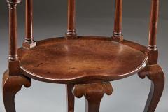 A Rare Pairing of Extraordinary George II English Walnut Windsor Armchairs - 184451
