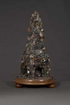 A Rare and Large Weardale Spar Centerpiece In The Form of a Tower - 450840
