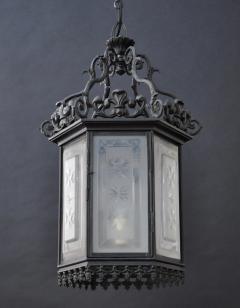 A Regency Hall Lantern - 990840