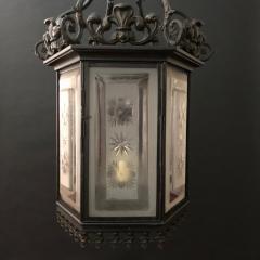 A Regency Hall Lantern - 990842