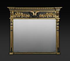 A Regency Overmantle Mirror - 874790