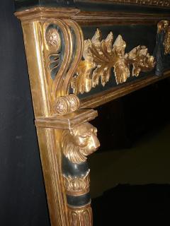 A Regency Overmantle Mirror - 874791