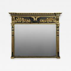 A Regency Overmantle Mirror - 876102